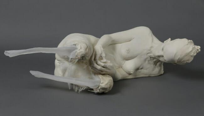 Susannah Zucker conjure front sculpture