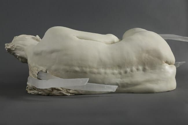 Susannah Zucker conjure back sculpture