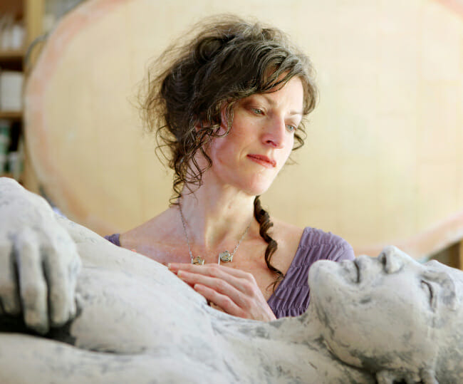 Susannah Zucker portrait