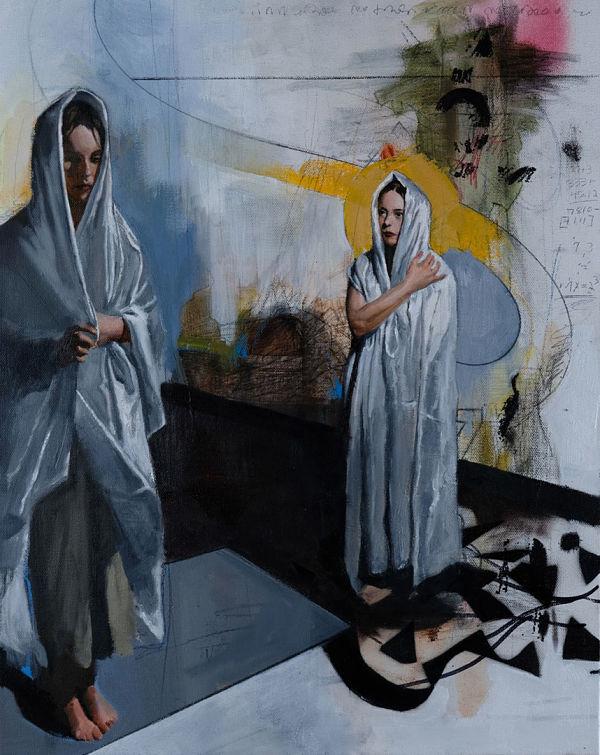 "Haven Gallery Adam Caldwell, ""Albedo"""