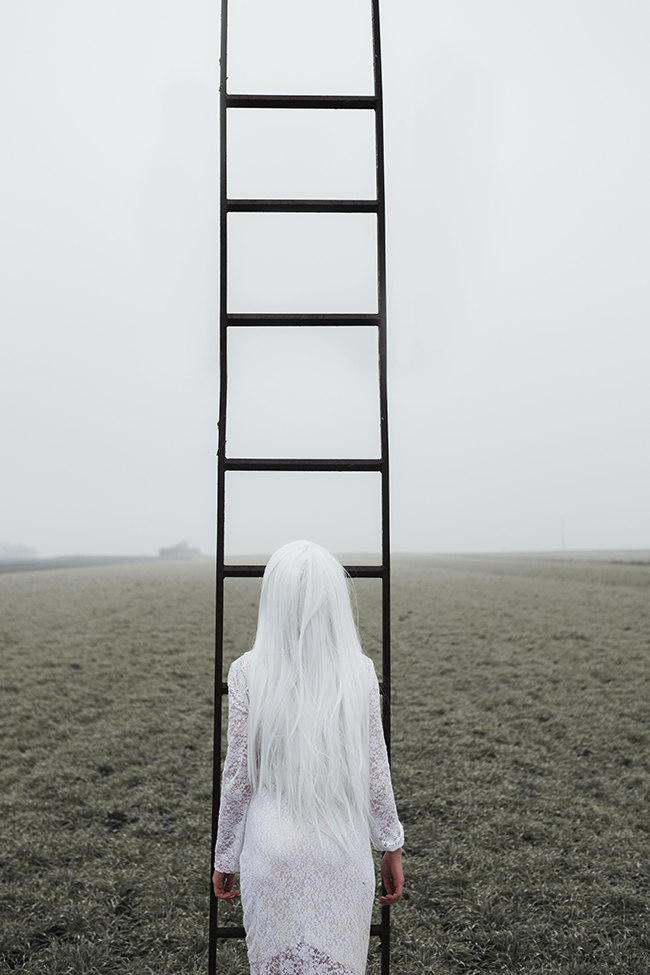 Jovana Rikalo ladder photography Stocksy United Photographer