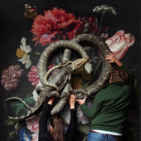 Fine Taxidermy Dutch Artist duo Sinke & van Tongeren