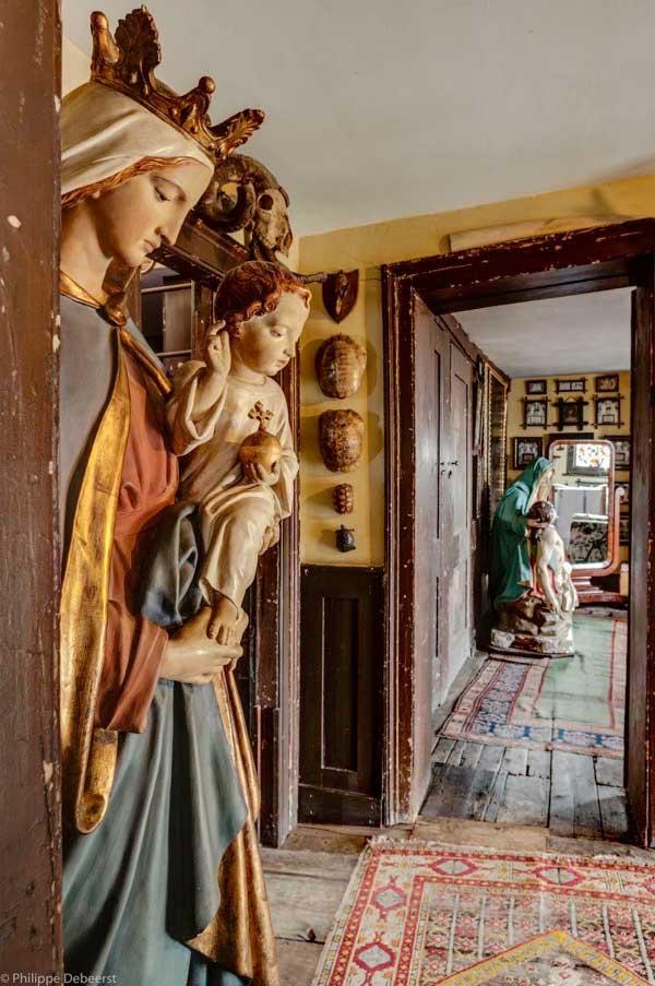 Malplaquet House Philippe Debeerst