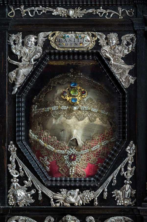 Reliquaries photo Paul Koudounaris