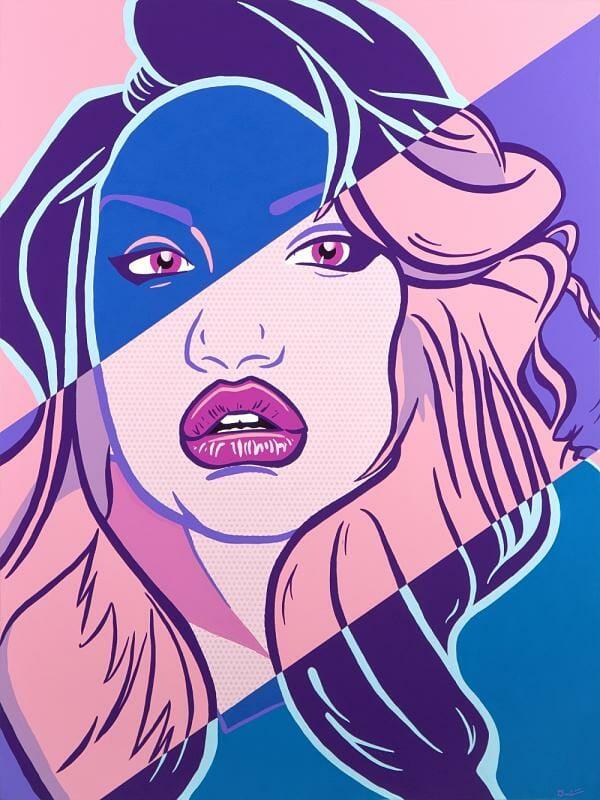 Dan Litzinger Heroine Junkie The Dark Art Emporium