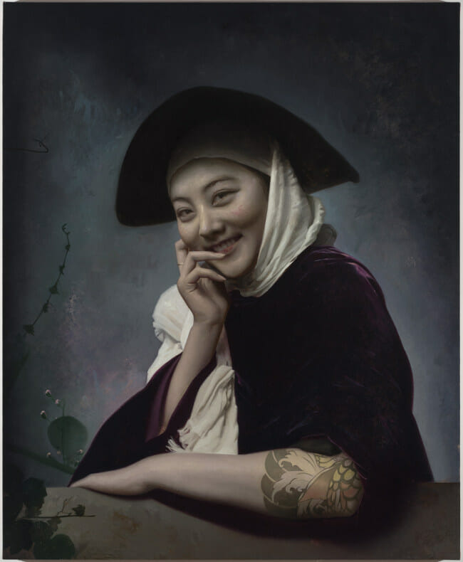 Will St. John - The Rogue realism portrait painting