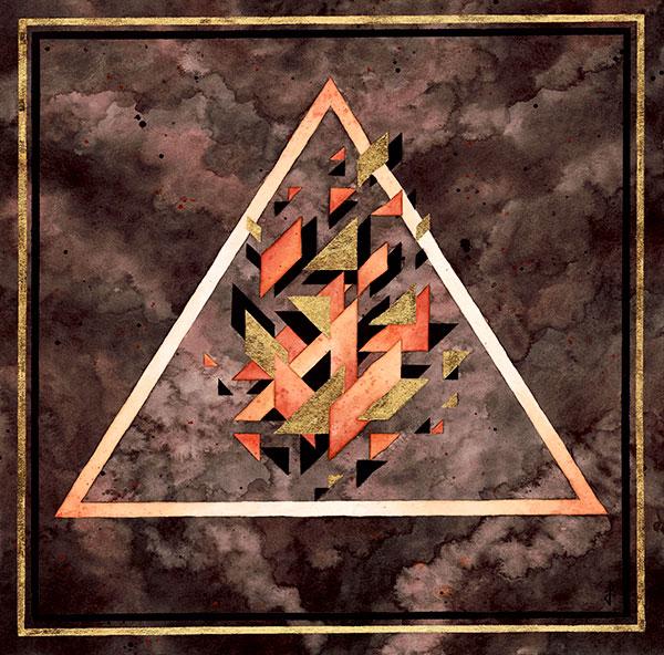 Stuart Holland_flaming triangle