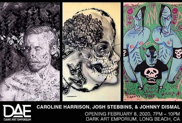 The Dark Art Emporium exhibition