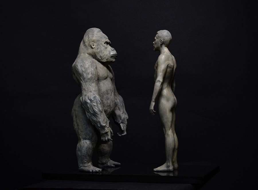 Adam Matano sculpture