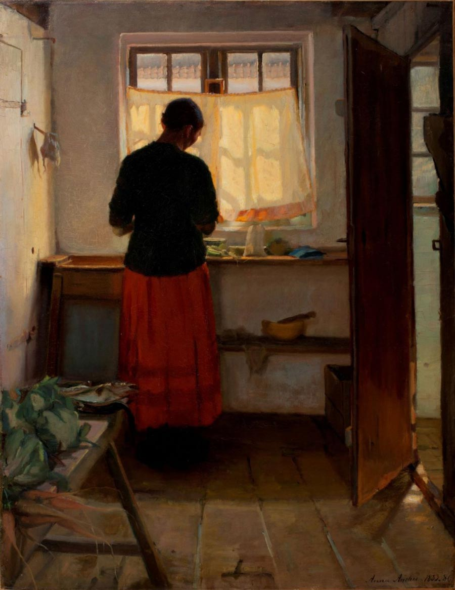 Anna Ancher Danish painting