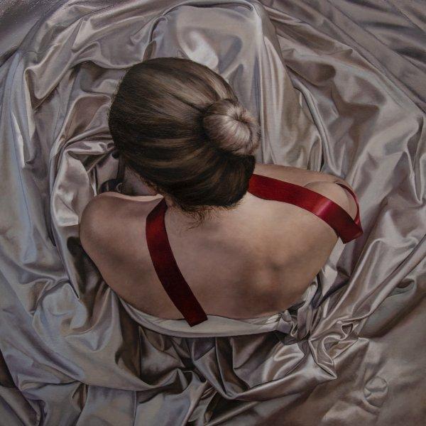 Anne-Marie Kornachuk fine art painting at Robert Lange Studios