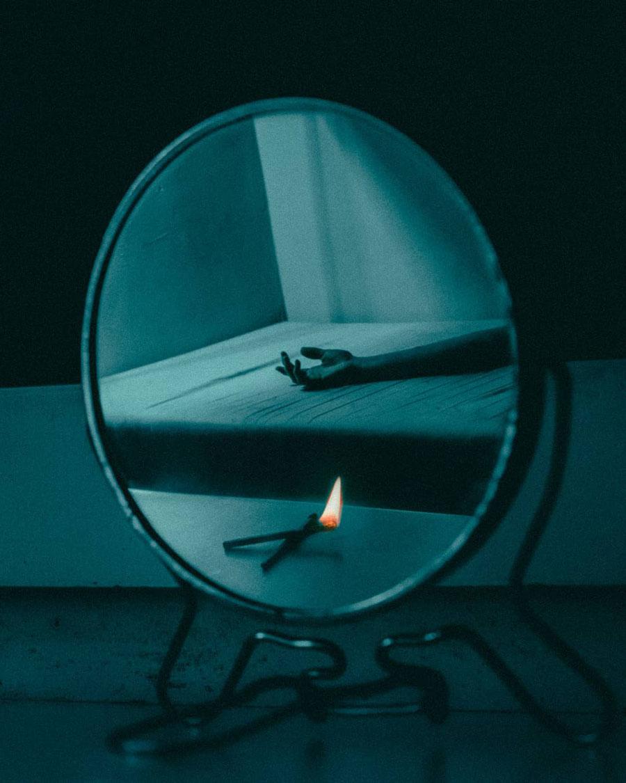 Dominik Podlipniak conceptual photography