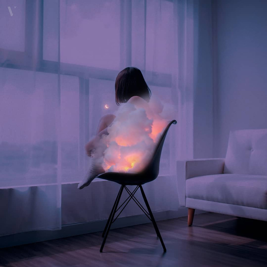 Nathalie Huijbers Visual Potions conceptual photography