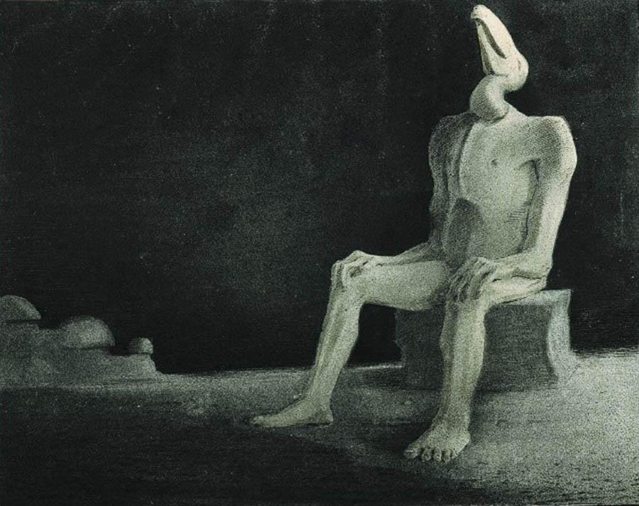 alfred-kubin-el-pasado-the-past-forgotten-swallowed-1901