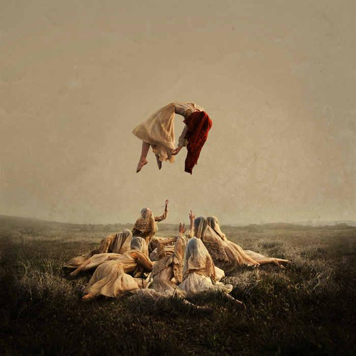 Brooke Shaden dark pagan photography at JoAnne Artman Gallery
