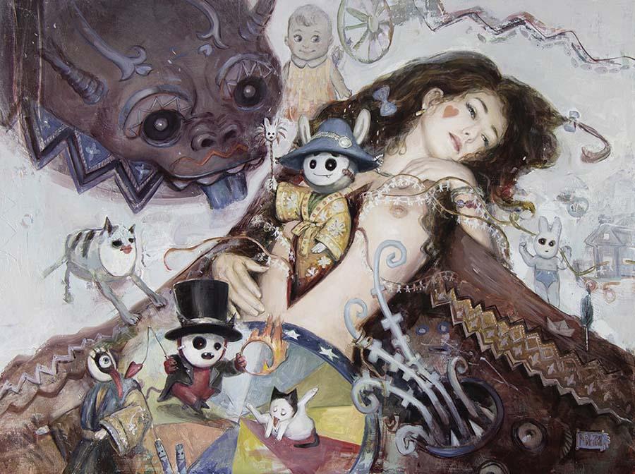 Nadezda-wondervault-painting