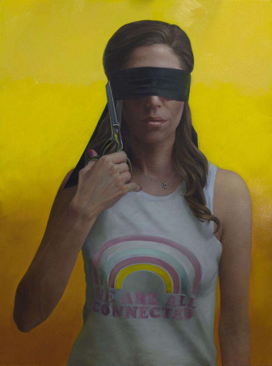 Shana Levenson figurative realism painting PoetsArtists