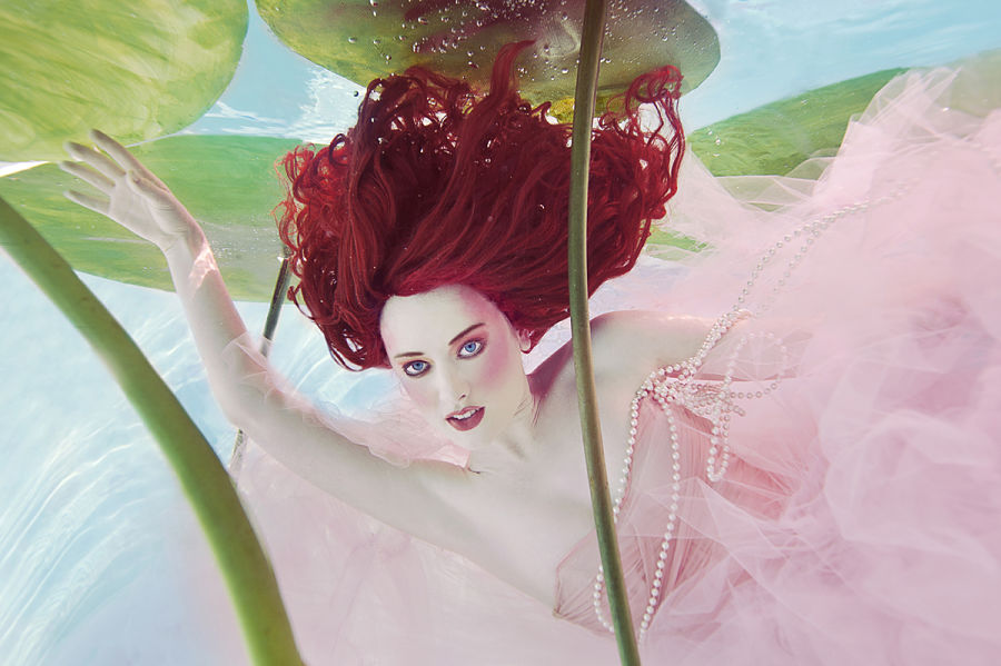 Beth Mitchell surreal portrait photography