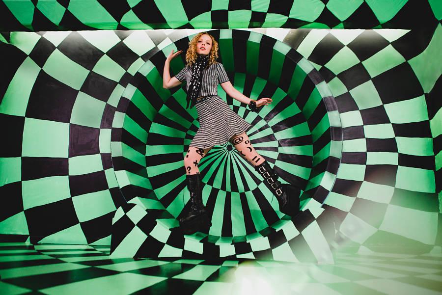 Alexa Meade 'Immersed in Wonderland'