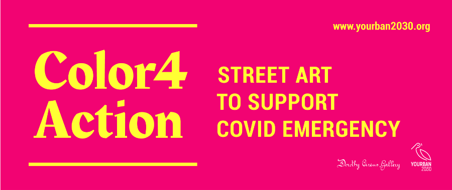 COLOR4ACTION in partnership with Yourban2030 and Dorothy Circus Gallery