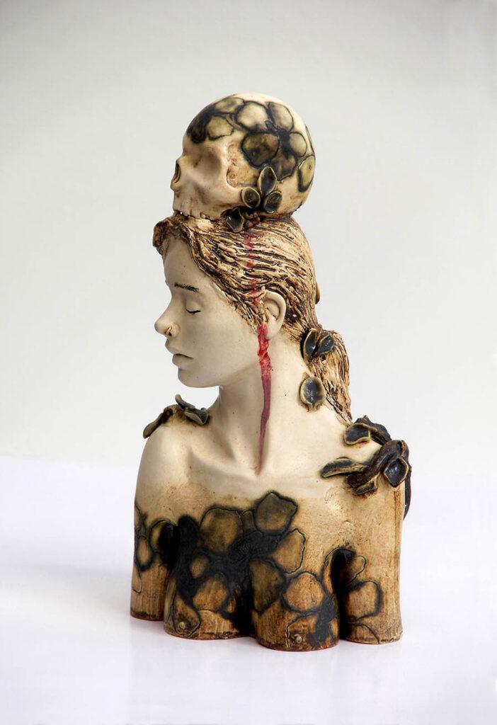 Ines Lara - sculpture award entry - beautiful bizarre art prize 2020