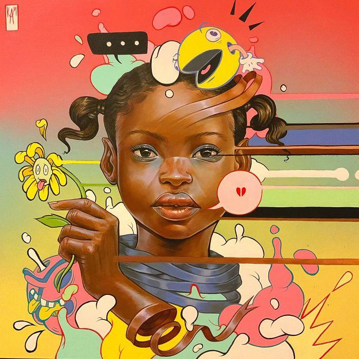 "Kayla Mahaffey, ""Deconstructed"" Thinkspace"