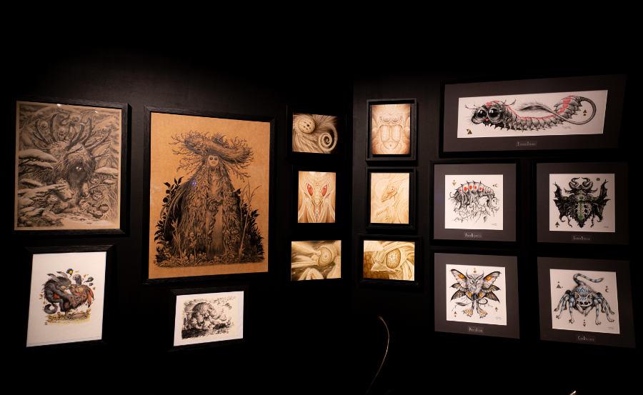 Naia Museum of visionary art 2020