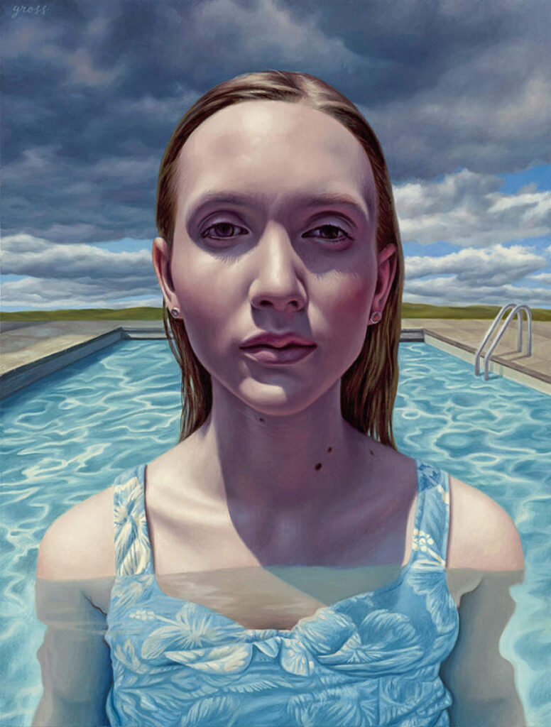 Alex-Gross-Painting