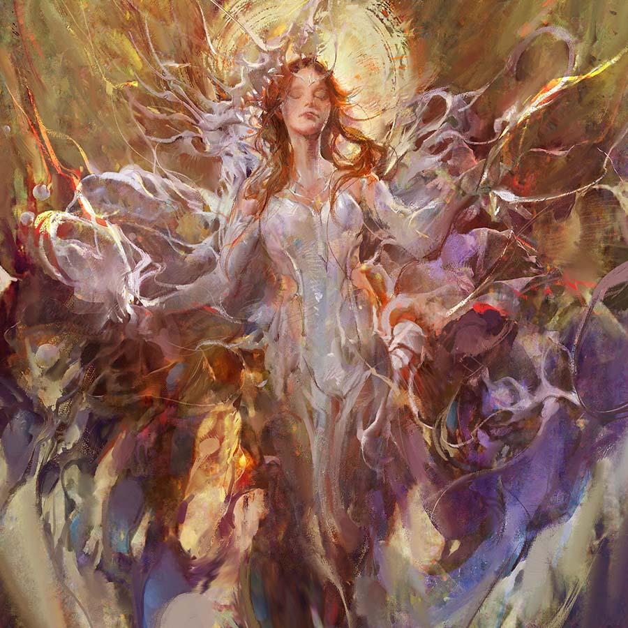 Entei-Ryu-digital-painting-aura-female-art-prize-2020