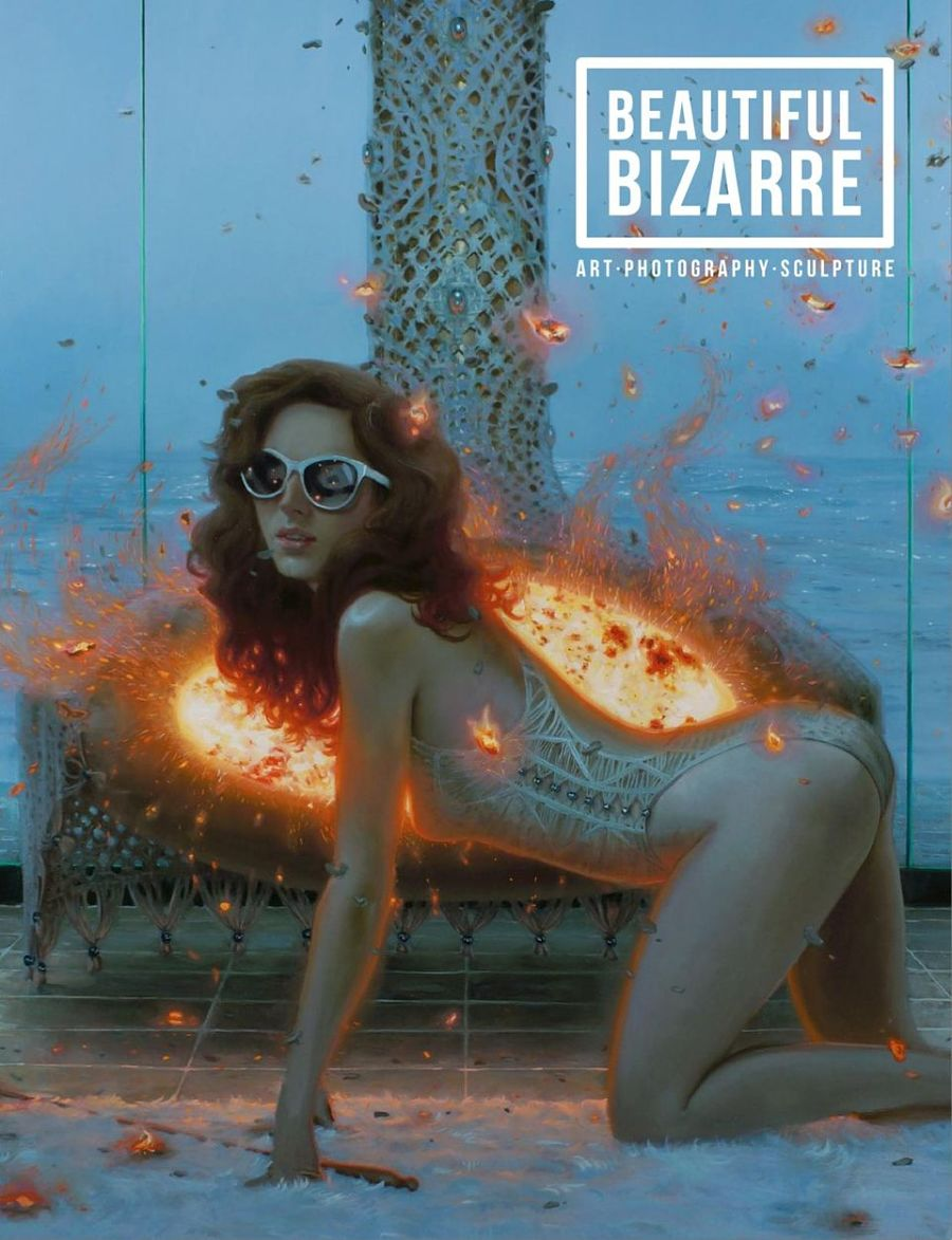 Jonathan Viner Beautiful Bizarre Issue 18