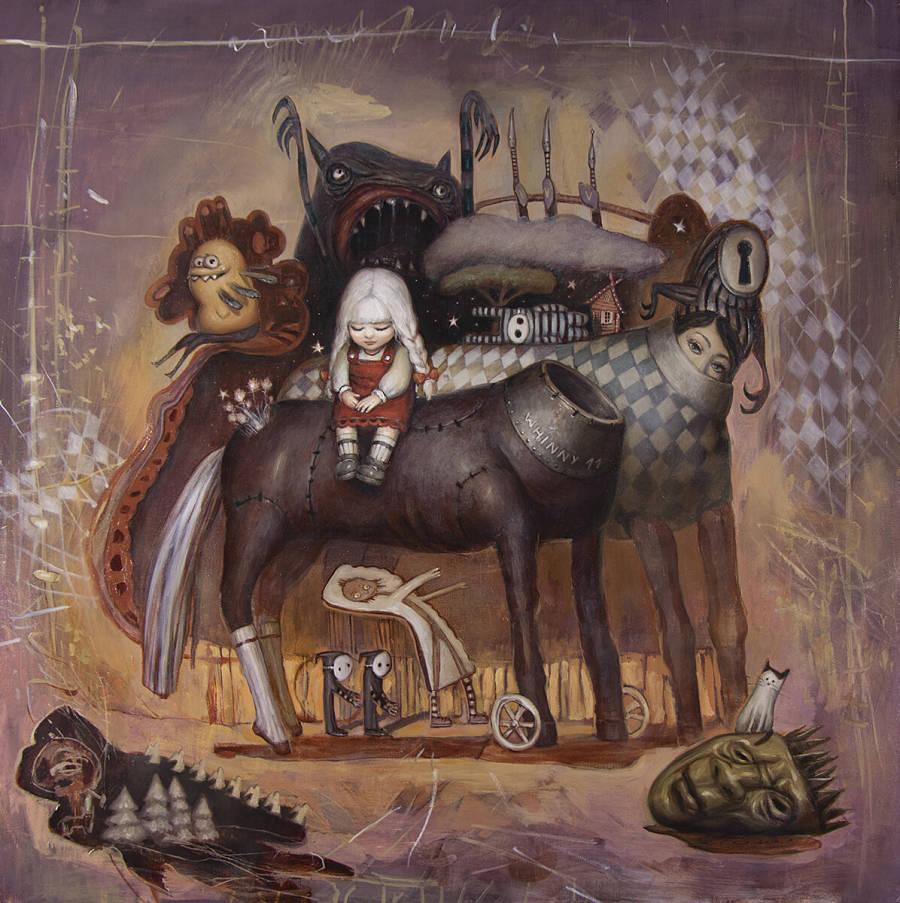 nadezda my centaur